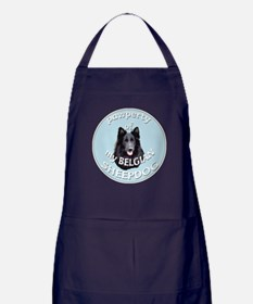Belgian Sheepdog Property Apron (dark)