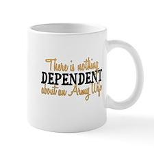 Army Wife - Dependent Mug
