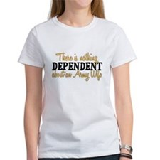 Army Wife - Dependent Tee