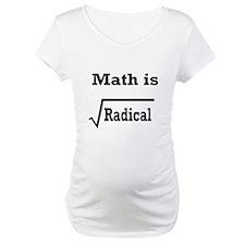 Math is Radical Shirt