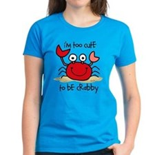 Too Cute Crab Tee