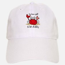 Too Cute Crab Baseball Baseball Cap