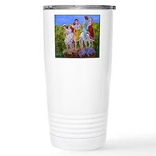 Wine Making Travel Mug