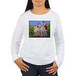 Wine Making Women's Long Sleeve T-Shirt