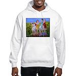 Wine Making Hooded Sweatshirt