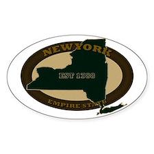 New York Est. 1788 Decal