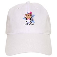 Monkey Tap Dancer Baseball Cap