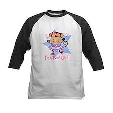 Monkey Twirl Girl Tee