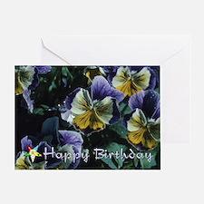 Eastern Star Birthday Card