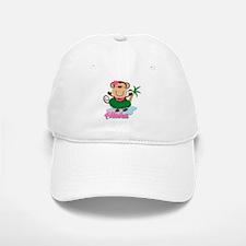 Aloha Monkey Baseball Baseball Cap