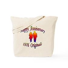 Cute 1976 married Tote Bag