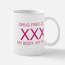 Cool Straightedge Mug