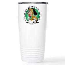 Organ Donor Dog Travel Mug