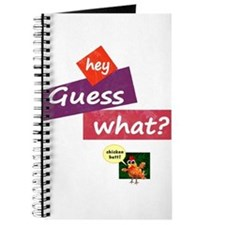 Guess What? Journal