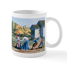 Tug o' War wrap around mug