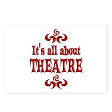 Theatre Postcards (Package of 8)