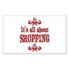 Shopping Decal