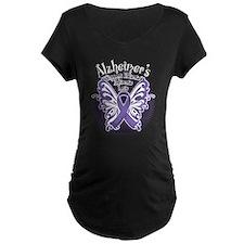 Alzheimers Butterfly 3 T-Shirt