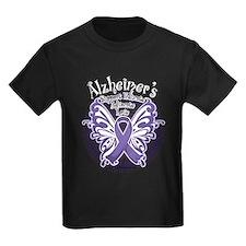 Alzheimers Butterfly 3 T