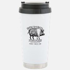 Infidel Barbeque Stainless Steel Travel Mug