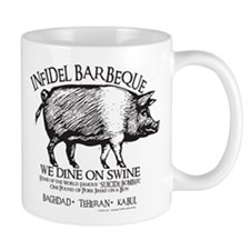 Infidel Barbeque Mug