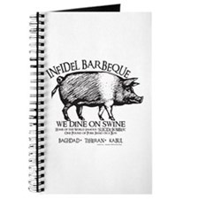 Infidel Barbeque Journal