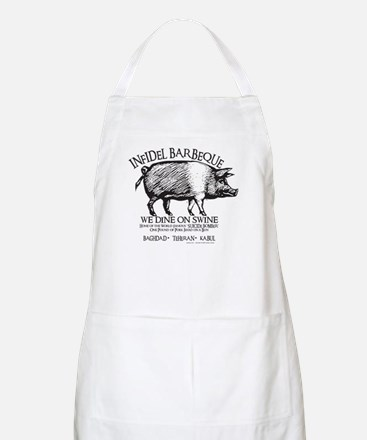 Infidel Barbeque Apron