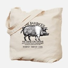 Infidel Barbeque Tote Bag