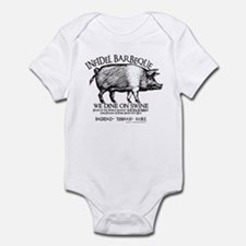 Infidel Barbeque Infant Bodysuit