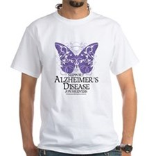 Alzhimers Butterfly 4 Shirt