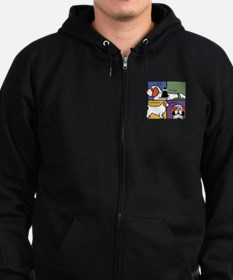 Men's Clothing Zip Hoodie