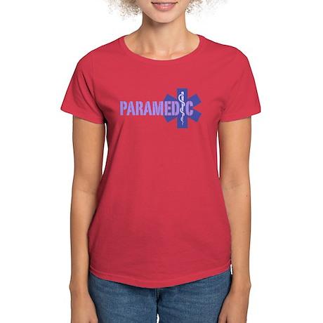 Paramedic Women's Dark T-Shirt