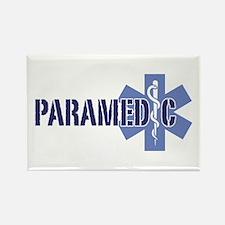 Paramedic Rectangle Magnet