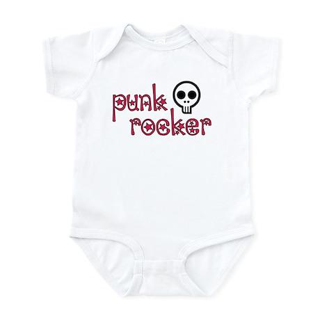 Punk Rocker Boy Infant Bodysuit