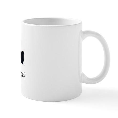 Cabeceo Mug