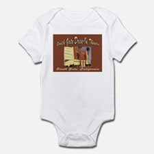 South Gate Drive In Theatre Infant Bodysuit