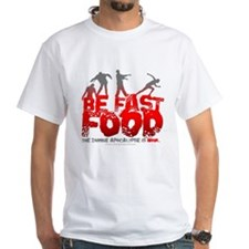 Cute Zombies hate fast food Shirt
