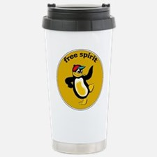 Penguin Free Spirit Travel Mug