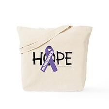 Alzheimers Hope Tote Bag