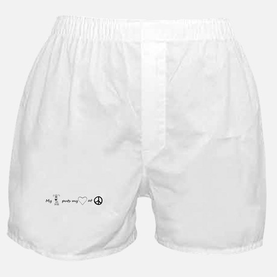 Unique Tnr Boxer Shorts