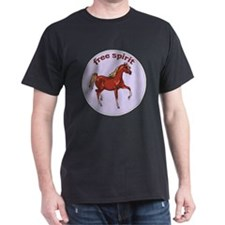 Free spirit Horse T-Shirt