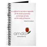 Amda Journals & Spiral Notebooks