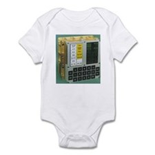Funny Nasa lunar module Infant Bodysuit