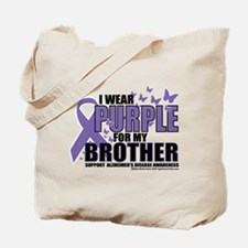 Alzheimers Purple For My Brot Tote Bag