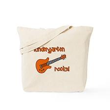 Kindergarten Rocks! (with Gui Tote Bag
