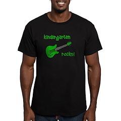 Kindergarten Rocks! (with Gui Men's Fitted T-Shirt