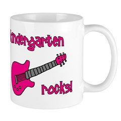 Kindergarten Rocks! (with Gui Mug