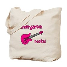 Kindergarten Rocks! (with Gui Tote Bag