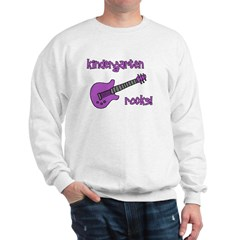 Kindergarten Rocks! (with Gui Sweatshirt