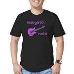 Kindergarten Rocks! (with Gui Men's Fitted T-Shirt